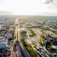 Katowice - miasto przemian