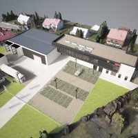 Model fotogrametryczny jako podkład do wizualizacji i analizy przestrzennej w architekturze