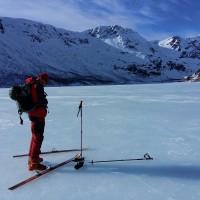 I na nartach...